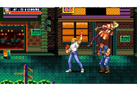 Streets Of Rage fans should start getting very excited for ...