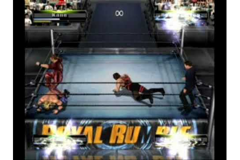 WWE Wrestlemania XIX (19) game The Royal Rumble Part 3/3 ...