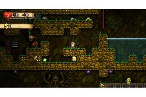 Spelunky (Video Game) - TV Tropes