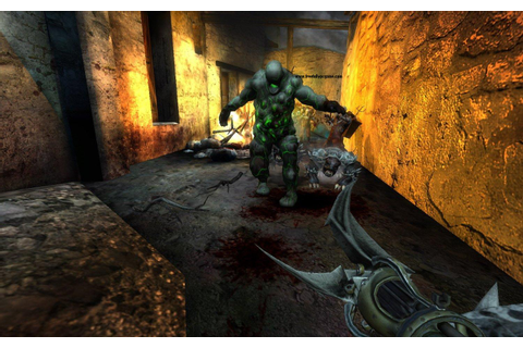 Download Full Pc Games: Painkiller Resurrection Pc Game ...
