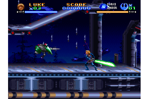 Super Star Wars: Return of the Jedi Download Game ...