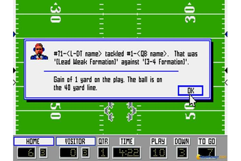Playmaker Football download PC
