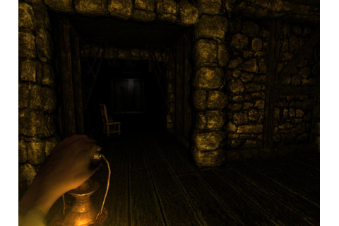 Mamba Games: Amnesia - my dark descent/Amnesia - mój ...