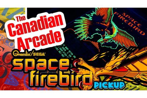Sega Gremlin Space Firebird - Game Pickup - YouTube