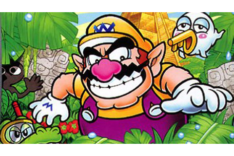 CGRundertow WARIO LAND 4 for GBA / Game Boy Advance Video ...