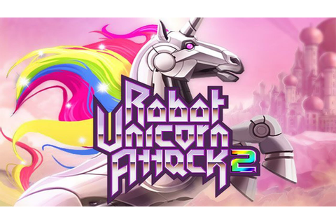 Robot Unicorn Attack 2 iPhone and iPad Game - Review and ...