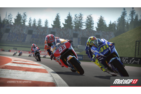 MotoGP 17 Runs at 1440P@60FPS on PS4 Pro, Though There's ...