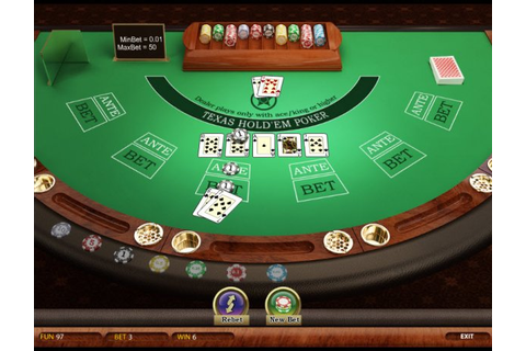 Texas Hold 'em Poker by SGS Universal