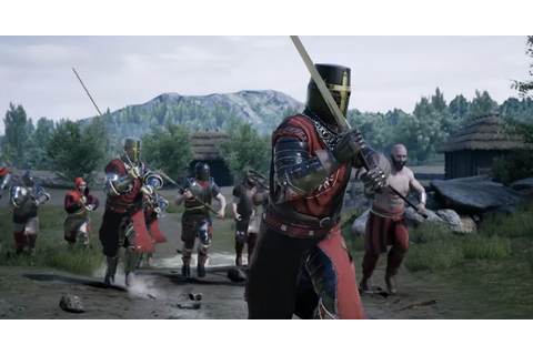 Mordhau is a medieval multiplayer brawler with 64-player ...