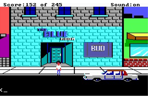 Police Quest: In Pursuit of the Death Angel (DOS) Game ...