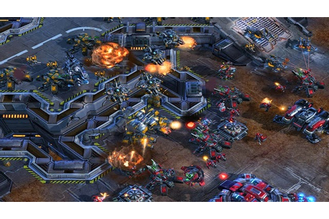 MTMgames: StarCraft II Heart of the Swarm PC Game Free ...