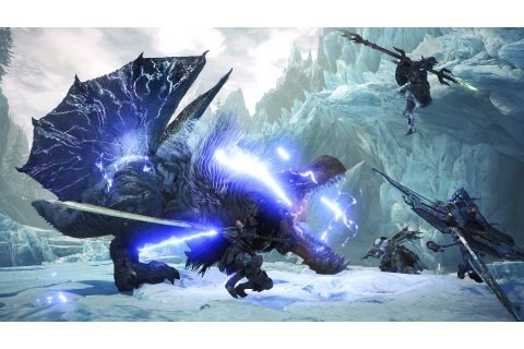 Monster Hunter: World - Iceborne release date | Shacknews