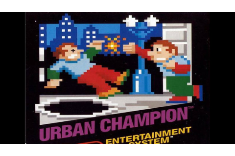 Urban Champion (NES) Review - 8-Bit Tidbit - 8-Bit Eric ...