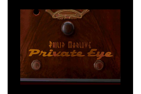 Private Eye Download (1996 Adventure Game)