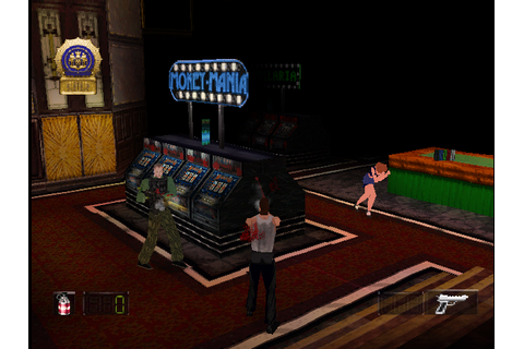 Die Hard Trilogy 2: Viva Las Vegas Screenshots for ...