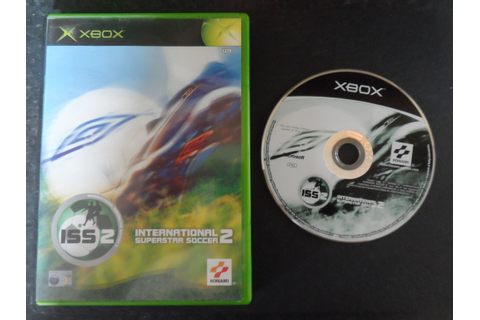 International Superstar Soccer 2 XBox