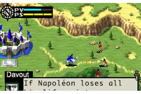 Napoleon: L'Aigle de Guerre (English Patched) GBA ROM Download