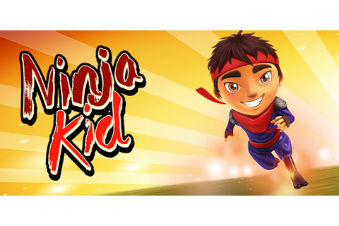 Ninja Kid Run Free - Fun Games – Applications sur Google Play