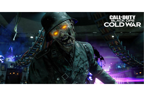 Call of Duty: Black Ops Cold War Zombies Glitch Lets ...
