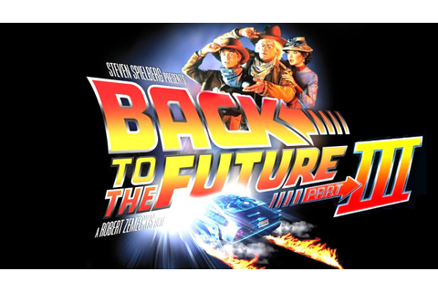 Back To The Future Part III (1990) Movie Review - YouTube