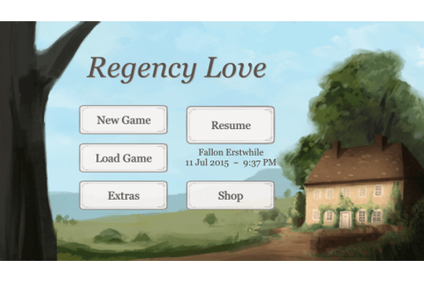 Review: Regency Love | otomesweetheart