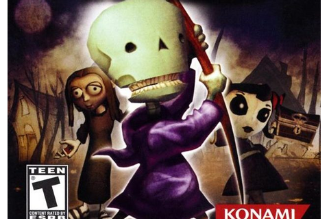 Death Jr. (PSP) - The Game Hoard