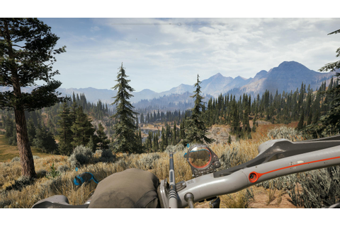 Far Cry 5's User Interface Does A Lot Right | Kotaku Australia