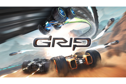 GRIP : Combat Racing est disponible ! - JUST FOR GAMES