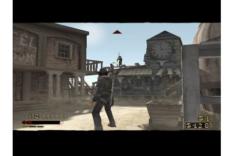 Red Dead Revolver Gameplay - YouTube