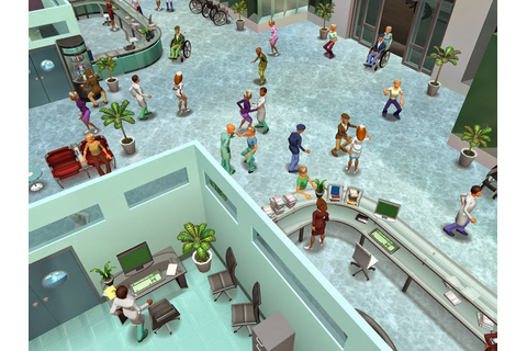 Hospital Tycoon Game - Free Download Full Version For Pc