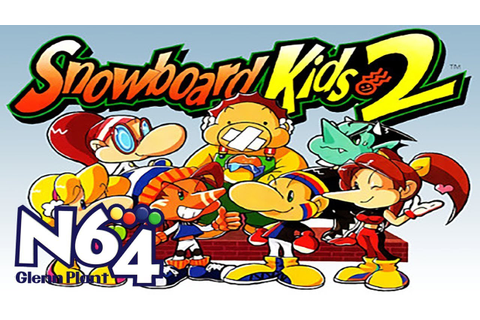 Snowboard Kids 2 - Nintendo 64 Review - HD - YouTube