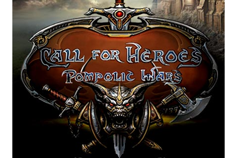 Call for Heroes: Pompolic Wars for Nintendo Wii Announced ...