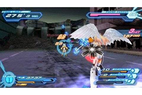 Download Game PPSSPP Busou Shinki Battle Masters Mk. 2 ISO ...
