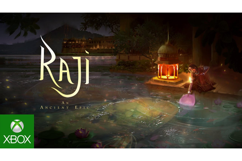 Raji: An Ancient Epic GDC Gameplay Trailer - YouTube