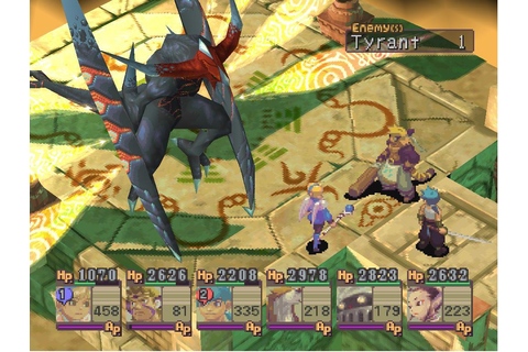 Download Game PC: Breath of Fire IV