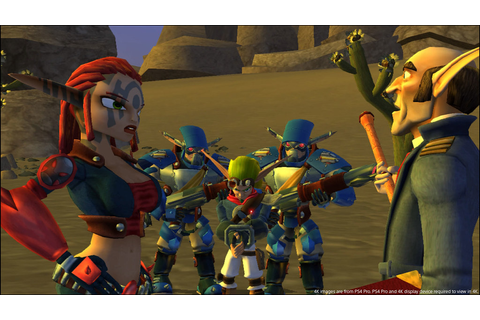 Jak II, Jak 3, and Jak X Combat Racing hit PS4 on 6th ...