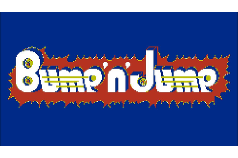 Bump 'n' Jump - NES Gameplay - YouTube