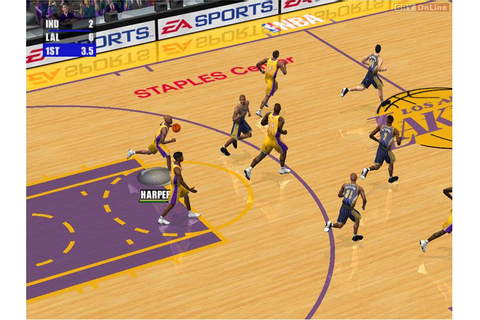 NBA Live 2001 - screenshots gallery - screenshot 9/17 ...