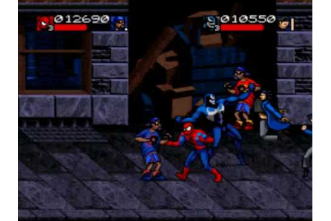 CO-OP Classics - Venom/Spider-man: Separation Anxiety