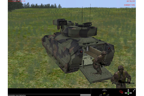 Steel Beasts Pro review, Steel Beasts tank game simulation