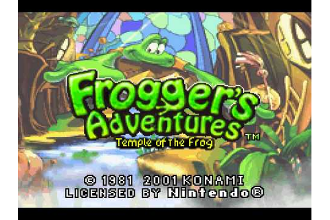 Title - Frogger's Adventures: Temple of the Frog OST - YouTube