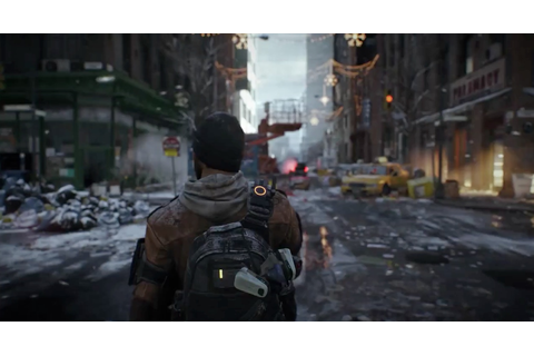 Tom Clancy's The Division Beta sign up site is now live
