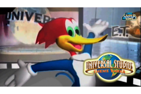 Universal Studios Theme Park Adventure - Ghastly GameCube ...