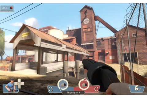 Video Games: Team Fortress 2