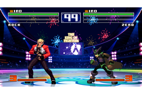 KOF King Of Fighters Forever PC Game Free Full Version ...
