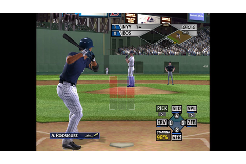 MVP Baseball 2005 PC Gameplay HD - YouTube