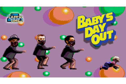Baby's Day Out - Worst Genesis Game Ever? - YouTube