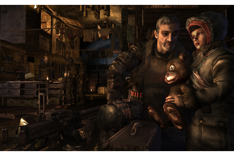 Metro 2033 Full HD Wallpaper and Background Image ...
