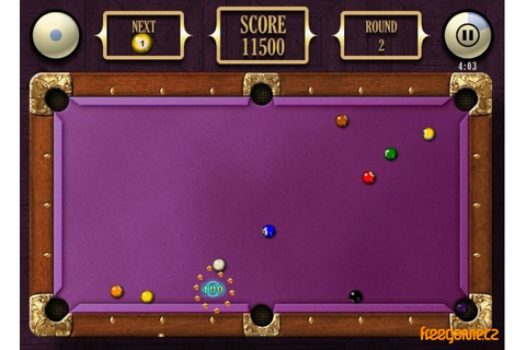 Rack 'Em Up 9 Ball - Freegamearchive.com