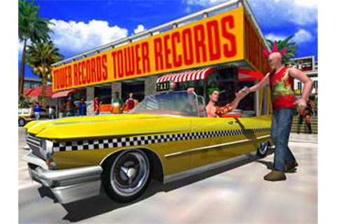 Crazy Taxi 2 Review for Dreamcast (2001) - Defunct Games